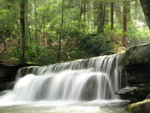 deep creek lake hiking