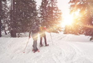 8 Places for Cross country Skiing and Snowshoeing near our Deep Creek Lake Bed and Breakfast