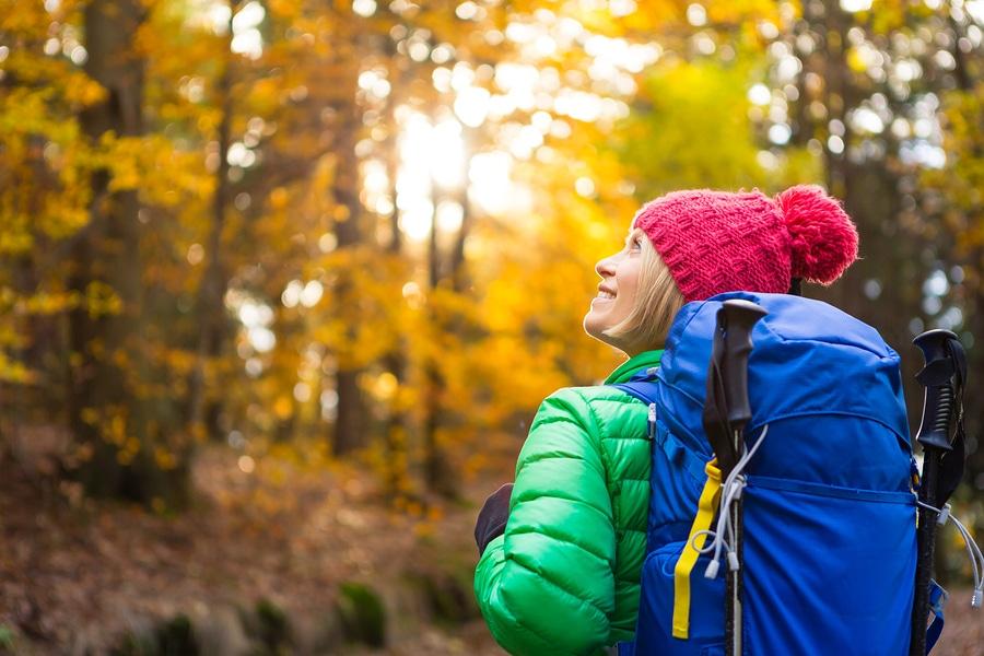 The Perfect Fall Getaway at our Deep Creek Lake hotel