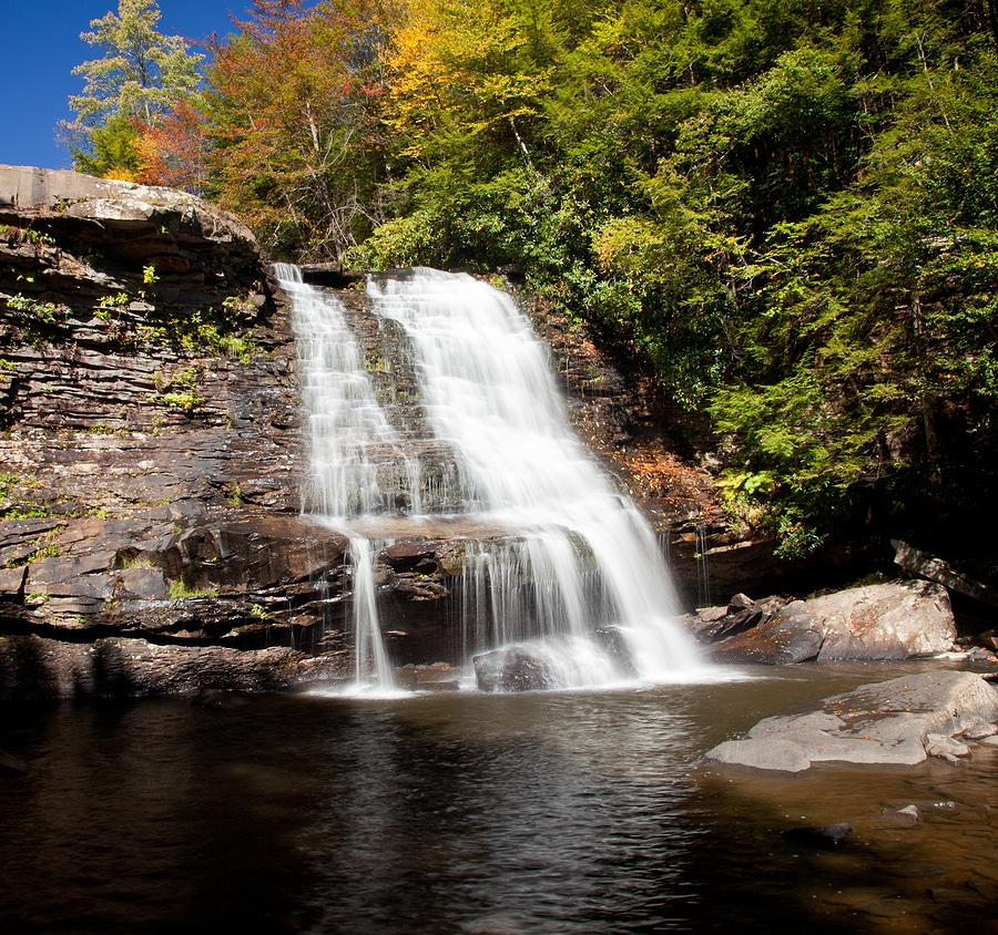 Visit Swallow Falls State Park Near our Deep Creek Lake Hotel This Fall