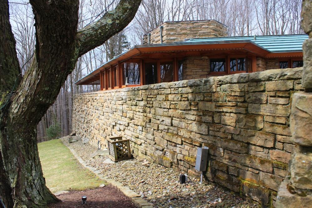 Kentuck Knob, Fallingwater house